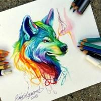 Los animales ilustrados de Katy Lipscomb