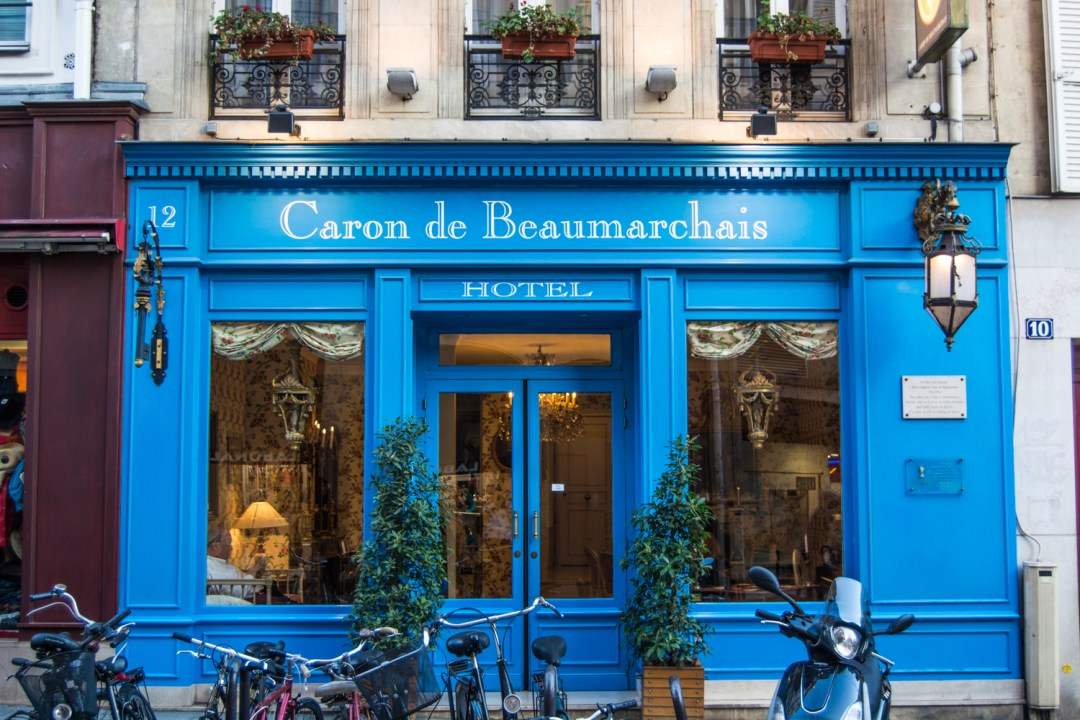 Hotel Paris Marais Caron de Beaumarchais - France Travel - @lacegraceblog1