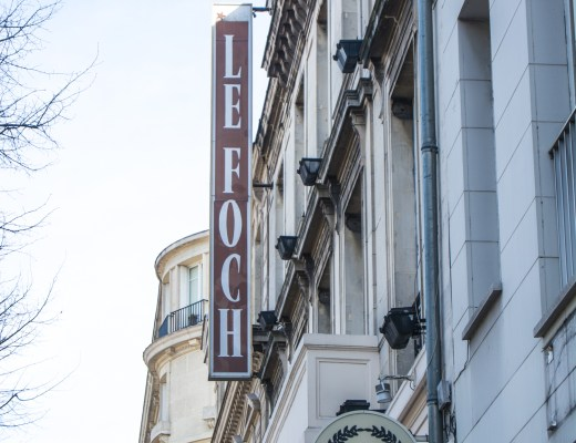 Fine Dining at Le Foch in Reims, France - Travel - @lacegraceblog1
