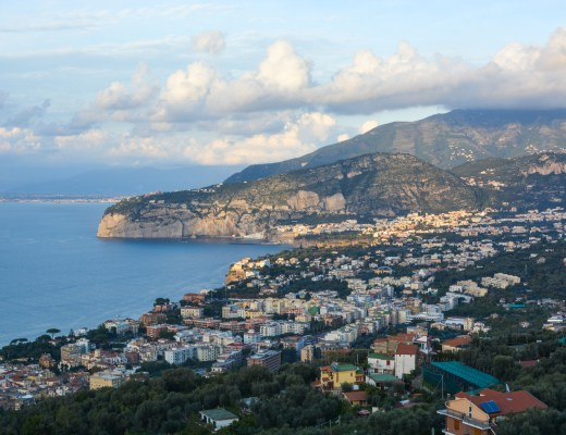 Our Relaxing Time in Sorrento Italy - Travel - @lacegraceblog1