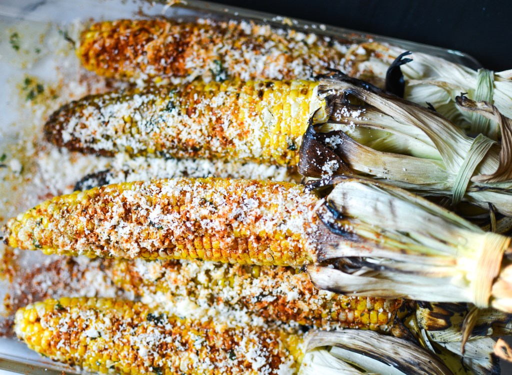 Delicious Mexican Street Corn - Recipes - @lacegraceblog1