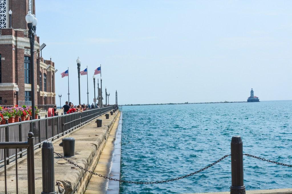 Strolling Around Chicago's Navy Pier - Travel - @lacegraceblog1
