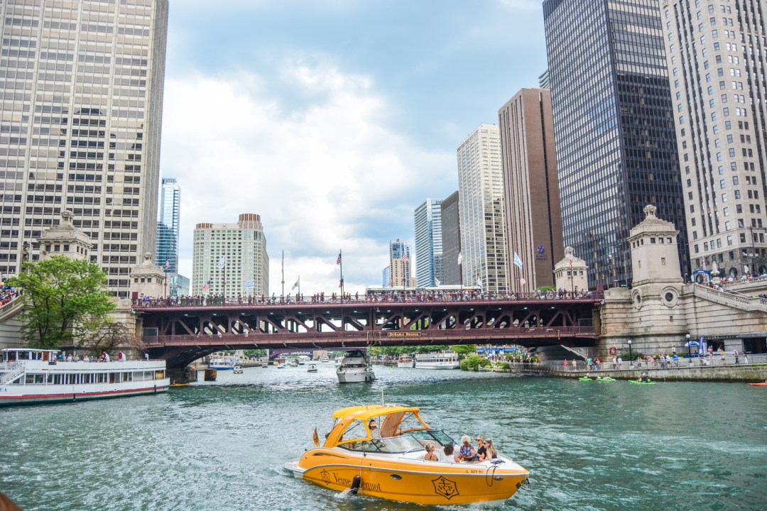 The Famous Chicago Architectural Boat Tour - Travel @lacegraceblog1