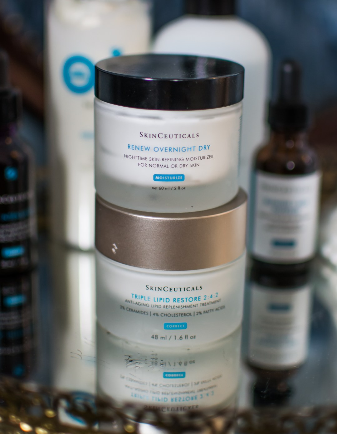 My New Year Transformed Med Spa Night Time Skin Routine - Beauty- @lacegraceblog1