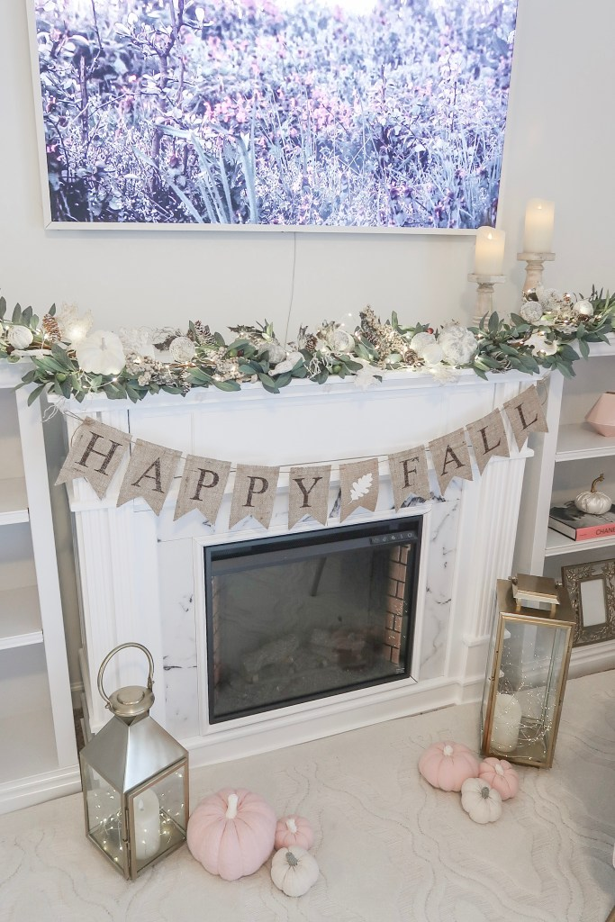 Fall Living Room Decor 2020 Lace Lashes
