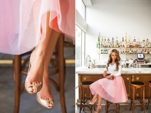 fashion blogger, petite fashion blog, pink tulle skirt, space 46 boutique tulle, valentine's day look, valentine's day fashion, engagement session, lace and locks, los angeles fashion blogger, couples fashion, his and hers fashion, christian louboutin glitter, pink fashion
