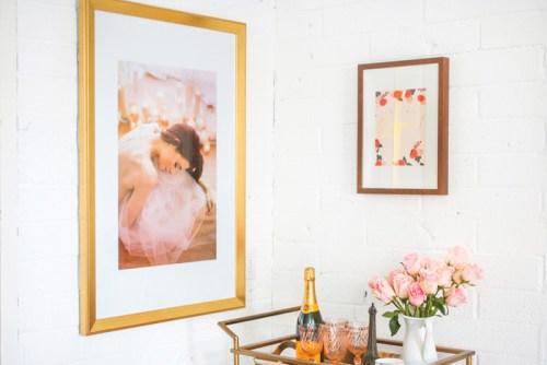 kim le photography studio, jetaime beauty, orange county boudoir studio, wedding photographer, best wedding photographer, style me pretty weddings, bar cart, romantic decor