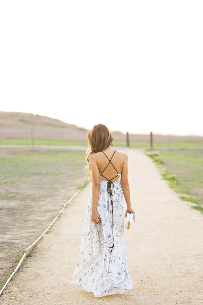 fashion blogger, petite fashion blog, fashionista, lace and locks, los angeles fashion blogger, urban outfitters maxi dress, maxi dress, floral maxi, spring fashion, summer fashion, affordable fashion,streetstyle