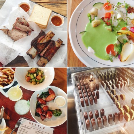 austin food, austin restaurants, travel guide, texas travel guide, lace and locks, qui restaurant, dolce neve, mettle restaurant, john mueller bbq