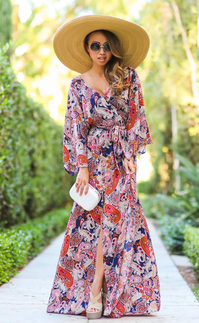 e752b4a853aba lace and locks petite fashion blogger morning lavender boho maxi ...
