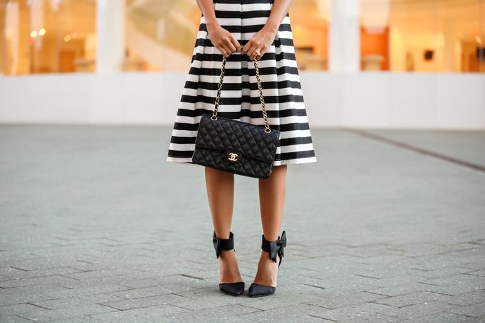 Midi Skirt | Lace and Locks