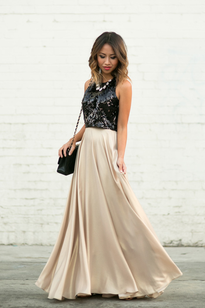 Images of Maxi Lace Skirt - The Fashions Of Paradise