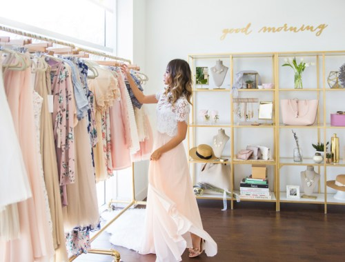petite fashion blog, lace and locks, los angeles fashion blogger, morning lavender boutique, girlboss, orange county female entrepreneur, clothing shop owner, cute feminine shop for women