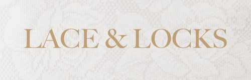 lace and locks fashion blog logo