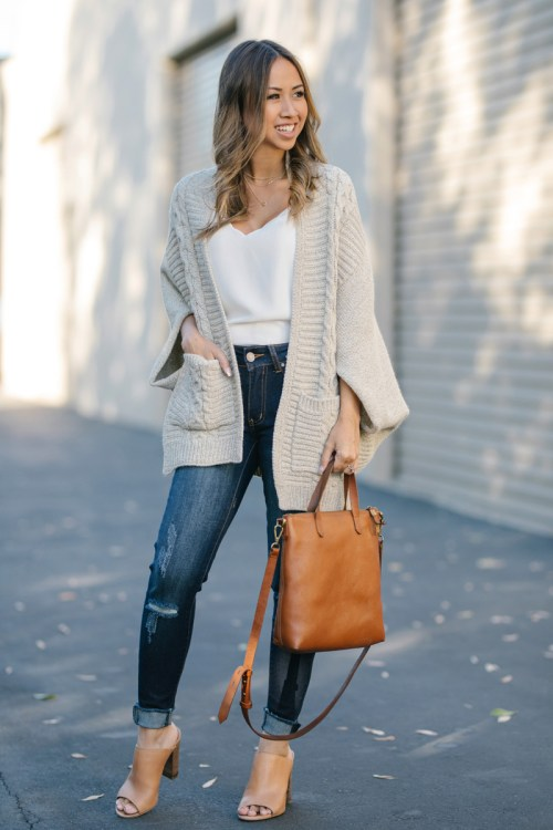 lace and locks, petite fashion blogger, fall poncho, fall cardigans for women, morning lavender sweater, cute sweaters, fall fashion, orange county blogger