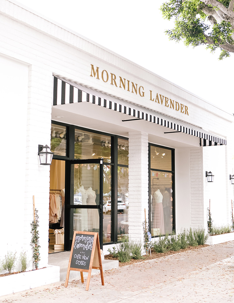 morning lavender oc, morning lavender tustin, lace and locks, morning lavender cafe, afternoon tea orange county, boutique shopping