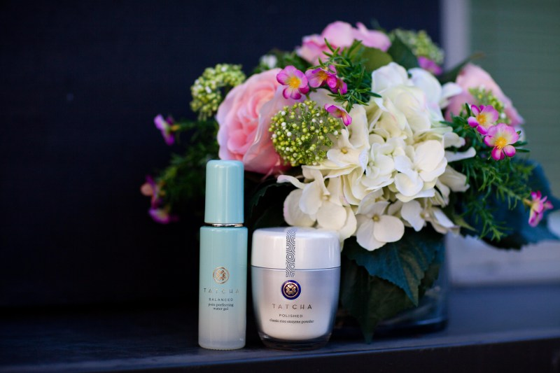 Tatcha is a luxury skincare line inspired by Geisha beauty rituals. Victoria Tsai, the founder, created this line after a chance encounter with a geisha.