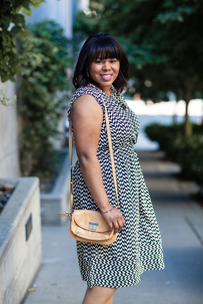 My favorite dress style is the day dress; it's versatile and can be worn to the office, out to dinner, and sometimes even a wedding. For some reason, it can be really hard to find the perfect dress for the right occasion though.