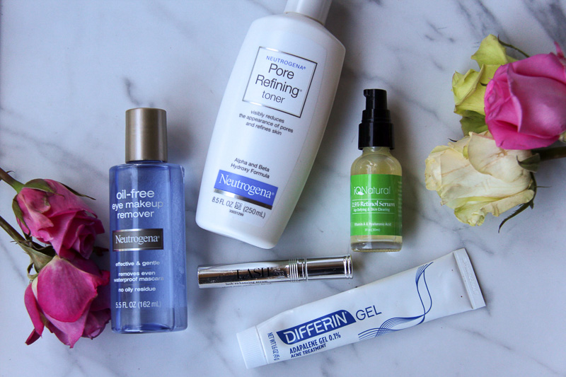 My Daily Routine for Oily Skin