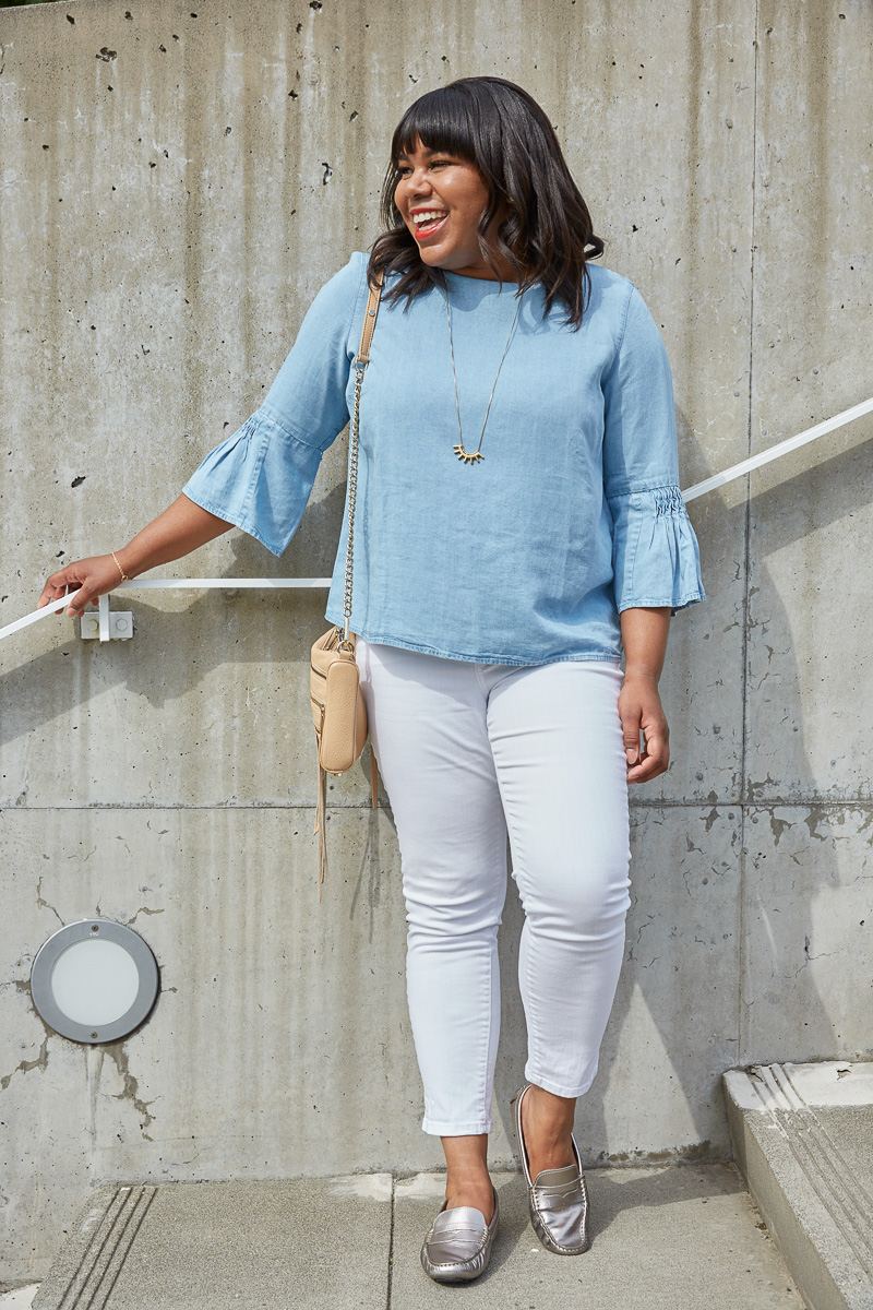 I've been an ambassador for J.Jill for over a year now and every month they allow me to pick out a few items. So I thought I shared a post on why I love J.Jill!
