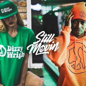 New limited edition hoodies shirts and hats from streetwear brand Still Movin now featured on TheDrop.com.