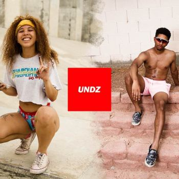 We showcase new streetwear underwear for men and women from UNDZ now featured on thedrop.com