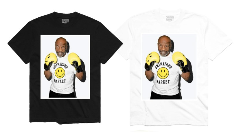 This Hard Hitting Collaboration From Mike Tyson X Chinatown Market Is A Knockout Thedrop Com