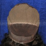 Full Lace Cap with Ear to Ear Stretch and Thin Skin Perimeter