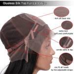 Glueless Silktop Full Lace Cap