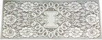 36'' x 15'' Cream Table Runner36'' x 15'' Cream Table Runner