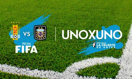 1×1 Uruguay vs Argentina