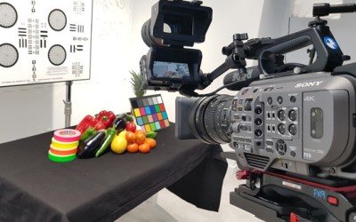 Workshop Sony fx9.