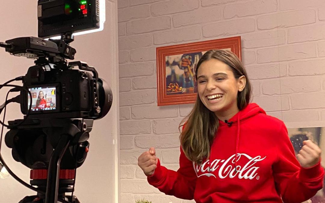 Segundo rodaje de píldoras de comunicación interna para Coca-Cola