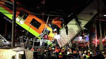 Accidente linea 12 del metro cdmx