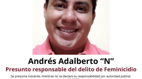 La FGE activa ficha de búsqueda de presunto autor de doble feminicidio en Cuautla - Morelos