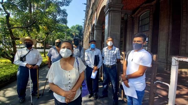 Integrantes de Bases de Morena en Morelos rechazan acuerdo de votación por PAN