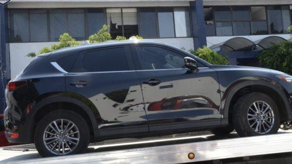 Hallan la camioneta de la candidata a diputación local robada esta mañana en Cuernavaca