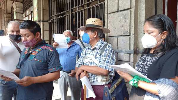 Pueblos originarios de Morelos exigen se cancelen los registros de candidatos que mintieron para postularse como indígenas