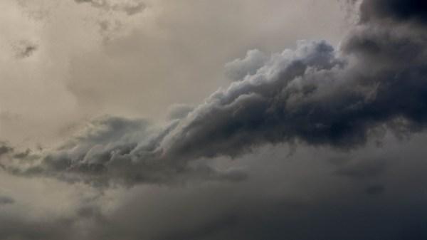 Frente Frío 56 llega a Cuernavaca ocasionando una tormenta este miércoles 12 de mayo