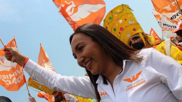 Luz Dary Quevedo Maldonado Ganadora de la Diputación del Distrito 9 - Morelos | Resultados En Candidaturas Elecciones 2021 del Municipio Puente de Ixtla