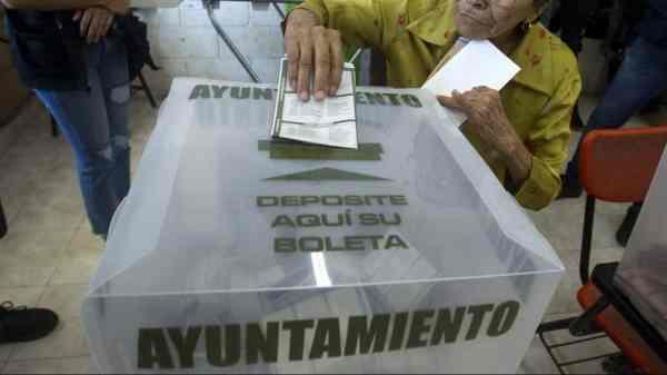 Consejos distritales de Morelos iniciaron recuento de votos de las elecciones del 6 de junio