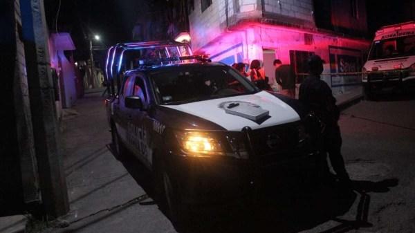 Asesinan a hojaletero con disparos en el pecho y la cabeza afuera de su taller en el poblado de Tejalpa de Jiutepec