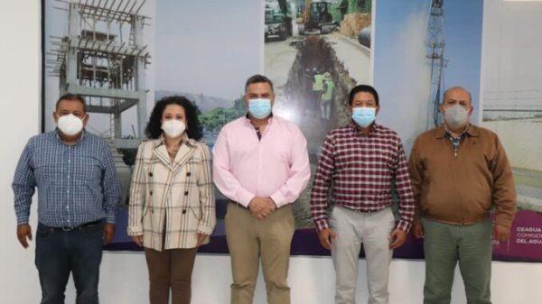 Ceagua - Morelos - mantenimiento de plantas de aguas residuales
