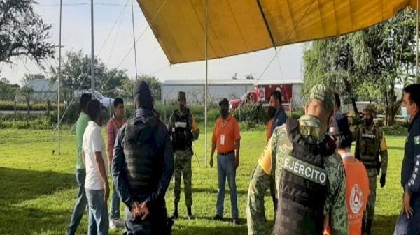 """""""Convoy, unidos por Morelos ante el covid-19"""" realiza labores de perifoneo para invitar a la población de Zacatepec y Puente de Ixtla a mantener el Escudo de la Salud"""