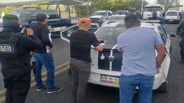 Inician operativos de seguridad intermunicipales en zona metropolitana del estado de Morelos