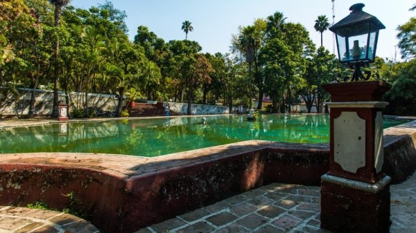 Jardín Borda Cuernavaca