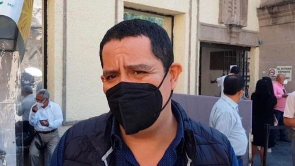 Juan Ángel Flores Bustamante alcalde de Jojutla