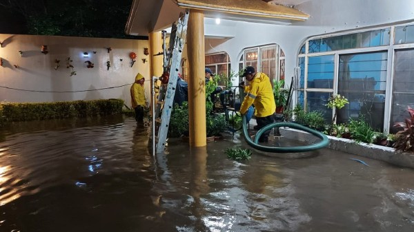 Lluvias - Morelos - Protección Civil Morelos