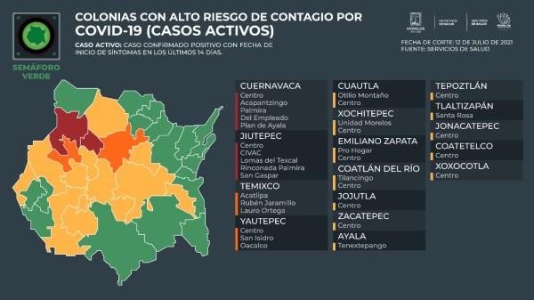 Casos Covid-19 En Morelos Hoy 12 De Julio: Número De Contagiados, Fallecidos Y Recuperados Por Coronavirus En El Estado