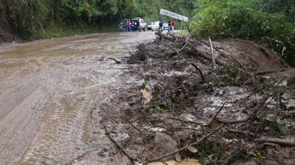 Protección Civil Morelos reportó que las recientes lluvias han ocasionado 4 deslaves en Jojutla, Hueyapan y Cuernavaca